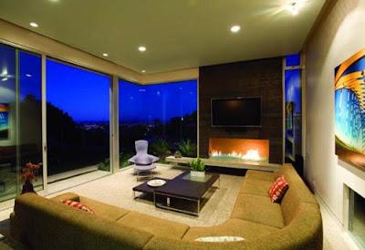 Interior design furnishing & decoration: best modern luxury villa