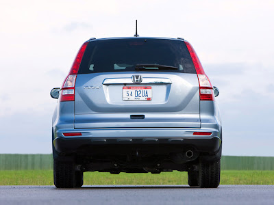 2010 Honda CR V US Version