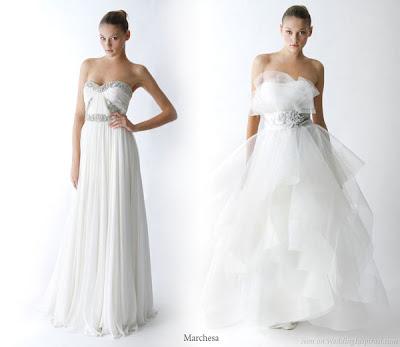 Marchesa Bridal Spring 2010 Collection