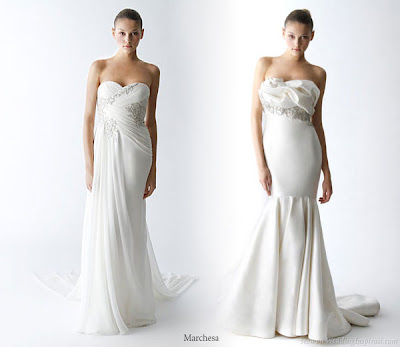 Marchesa Bridal Spring 2010 Collection