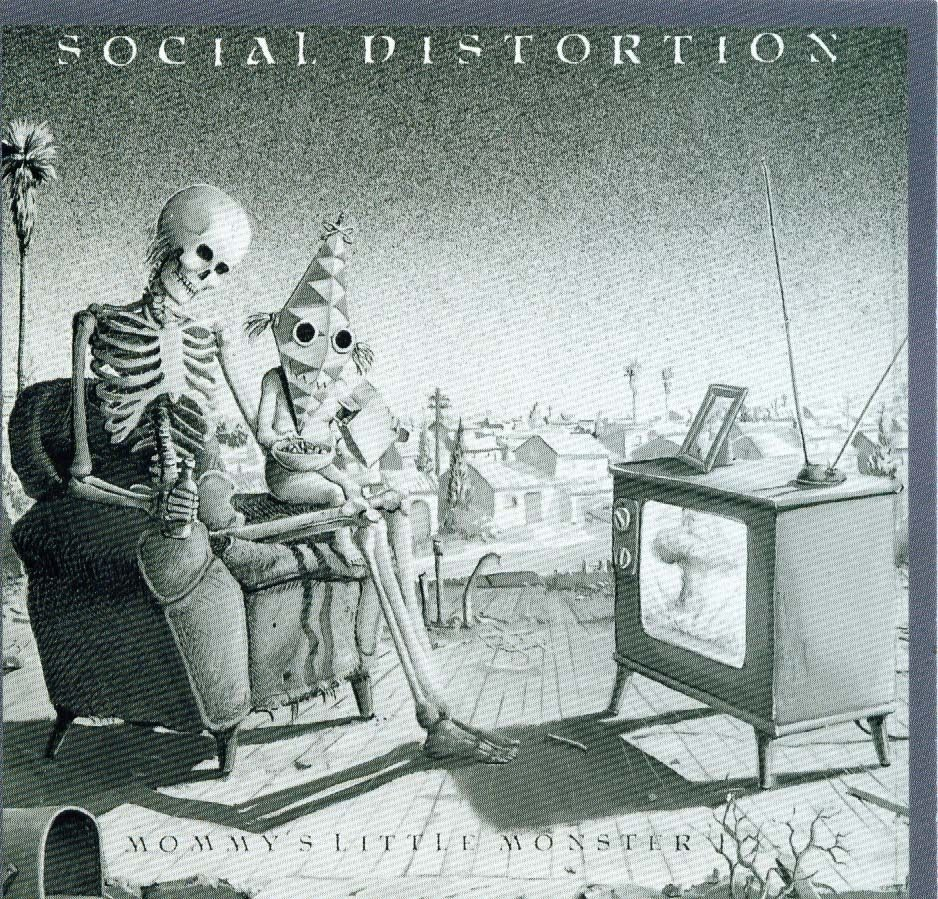Social Distortion - Anti-Fashion