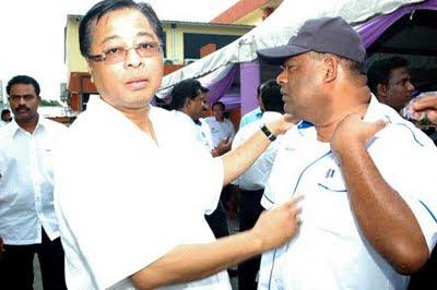 foto Datuk Abdul Azeez Dibelasah