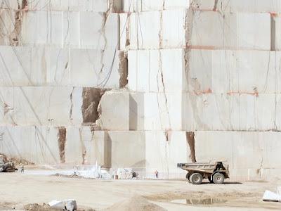 Ciencias de la tierra el ciclo de las rocas for Como desmanchar el marmol blanco