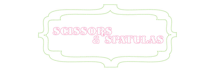 Scissors and Spatulas