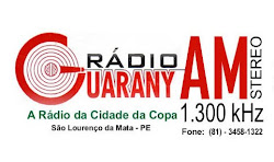 Rádio Guarany AM 1300