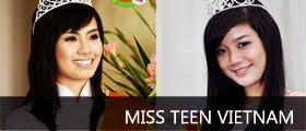 MISS TEEN VIỆT NAM