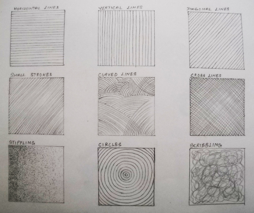 Design Menu: Basic sketching and rendering