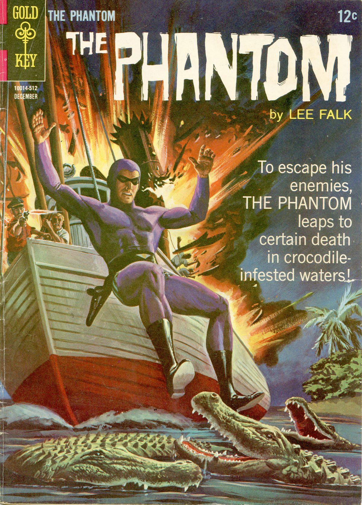 The Phantom (1962) 15 Page 1