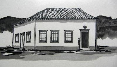 Casa de Câmara e Cadeia (Museu das Bandeiras) - 1751