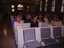 VUVU Songs canta & encanta os Lavalueses com o ritmo gospel