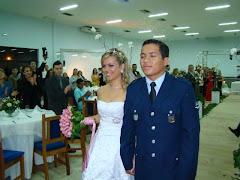 Casamento do Keterson e da Mel