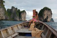 Islas Phi Phi, Tailandia,entrevista nuestra vuelta al mundo, blog nuestra vuelta al mundo,  nuestra vuelta al mundo, vuelta al mundo, round the world, información viajes, consejos, fotos, guía, diario, excursiones