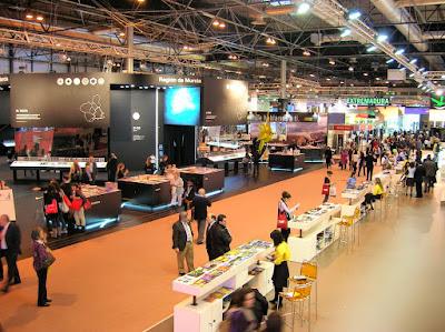 Fitur, Feria interncional de fitur, vuelta al mundo, round the world, La vuelta al mundo de Asun y Ricardo