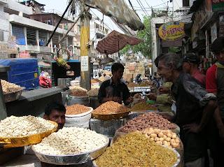 Mercado de las especies, Spice Market, Nueva Delhi, New Delhi, India, vuelta al mundo, round the world, La vuelta al mundo de Asun y Ricardo