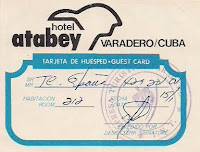 hotel atabey, varadero, cuba, caribe, Club tropical hotel, Varadero, Cuba, Caribbean , vuelta al mundo, asun y ricardo, round the world