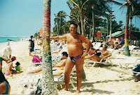 playa hotel decameron san luis, isla de san andres, colombia, caribe, vuelta al mundo, asun y ricardo, round the world