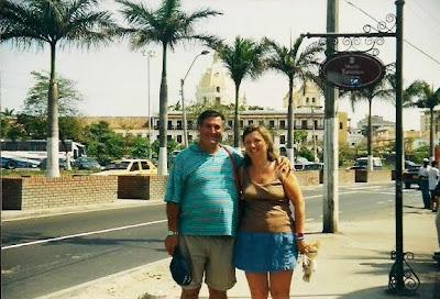 cartagena de indias, colombia, caribe, Caribbean, vuelta al mundo, asun y ricardo, round the world