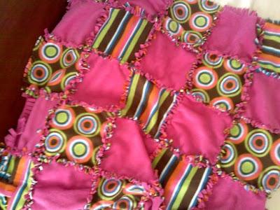 Making Baby Blankets From Fleece Fleece Baby Blanket Pattern