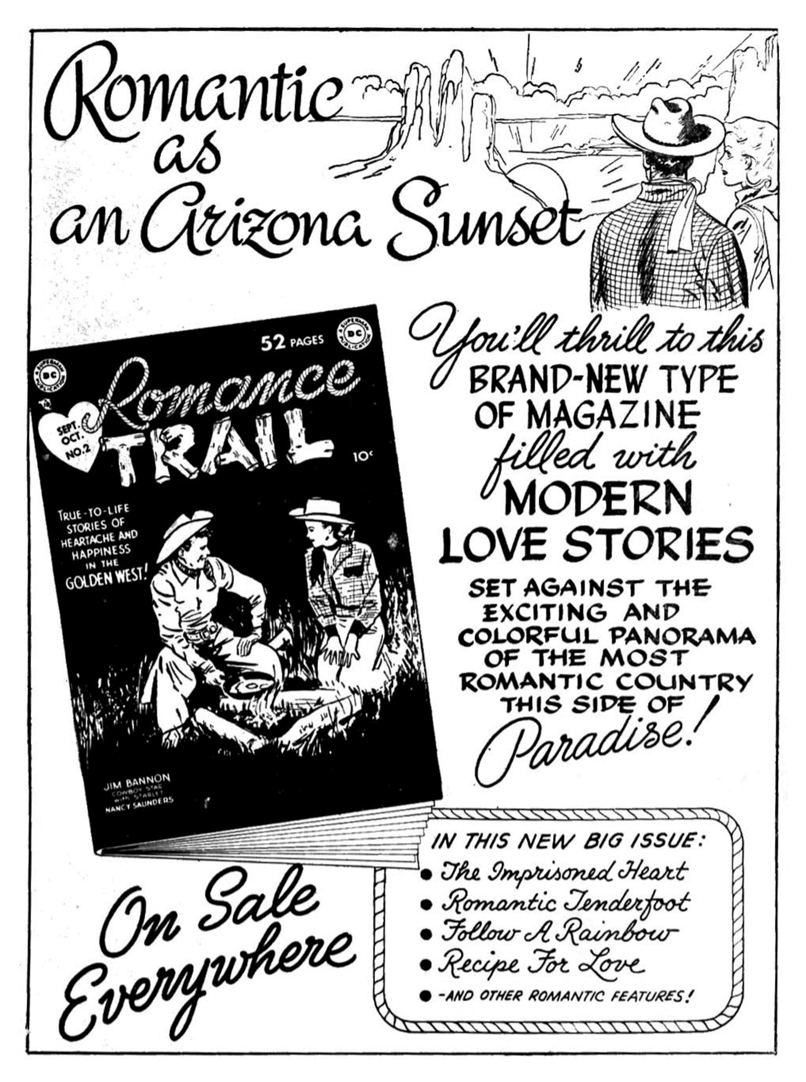 Read online Secret Hearts comic -  Issue #1 - 51