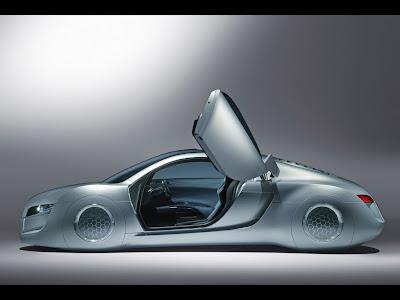 Audi RSQ Concept.