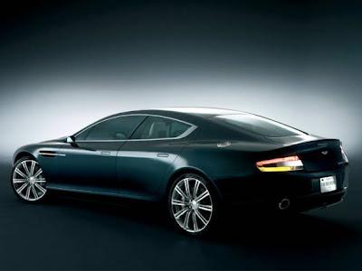 2006 Aston Martin Rapide Concept. Aston Martin Rapide Concept 4