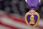 * Please consider The Purple Heart when donating *