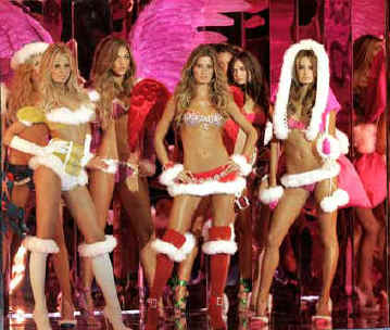 Black Models In Victoria's Secret Fashion Show 2012