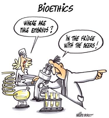 medical law and bioethics The core issues in medical ethics are the ethics of the doctor patient relationship, patient's confidentiality and the need to obtain informed consent, where as bioethics deals with all encompassing moral issues in medicine and bio medical sciences.