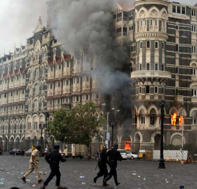 mumbai terrorism essay Terrorism in india mumbai 26/11 terror attack in 2008 from an islamic group in pakistan is an example of religious terrorism in india.