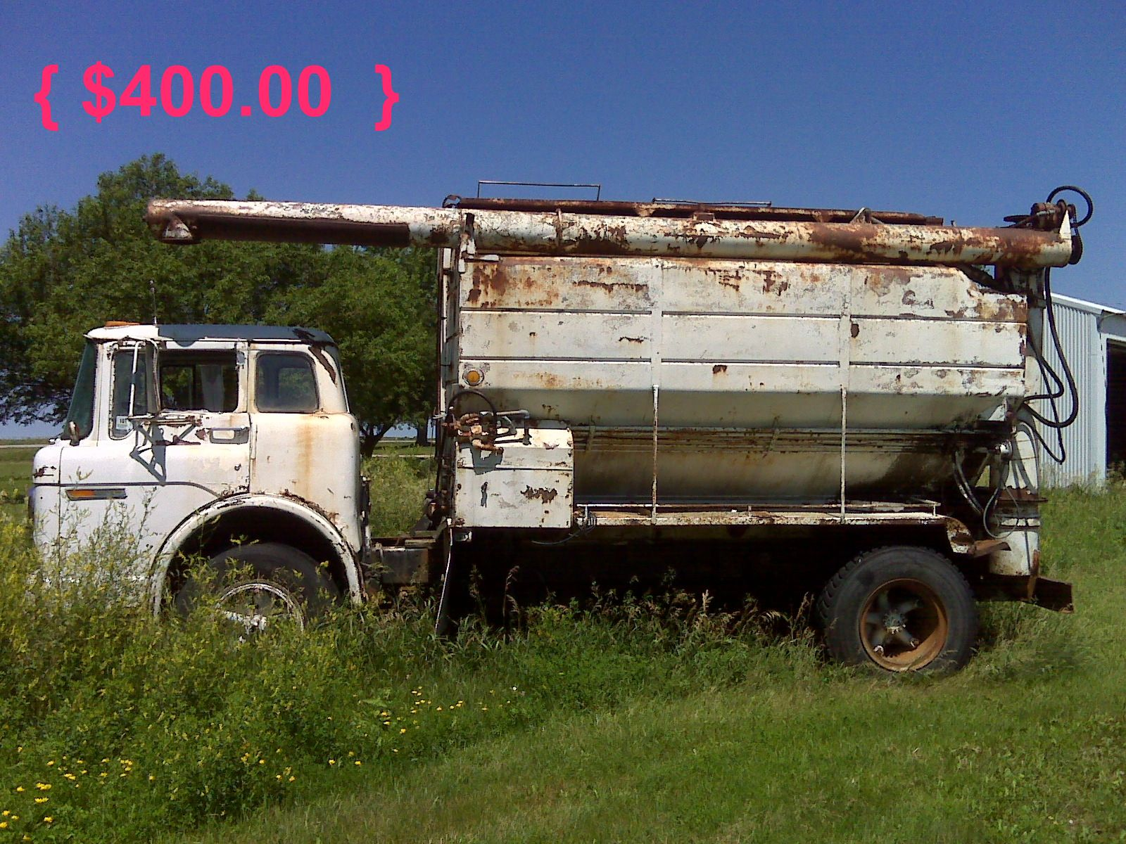 Bulk Feed Truck Craigslist Autos Post