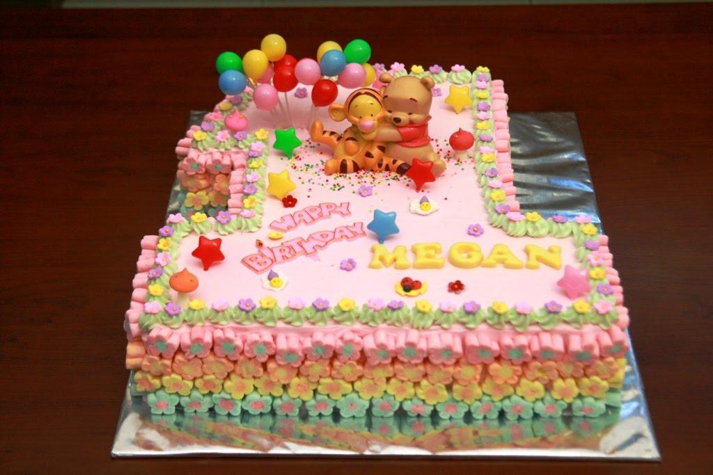 Haven Bakery Megan 1st Birthday