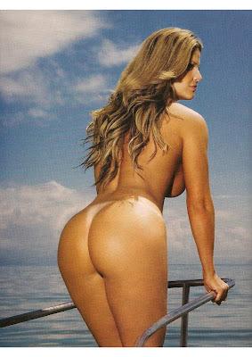 Viviane Bordin, la playmate brasileña de Playboy Venezuela