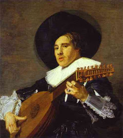 The Lute Player -- Franc Hal