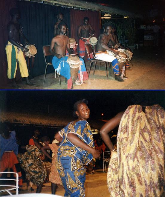 Dance et musique sénégalaise