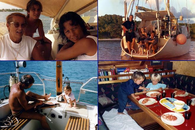 La vie à bord