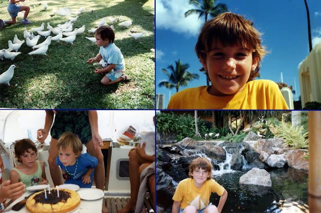 La vie à Hawaii