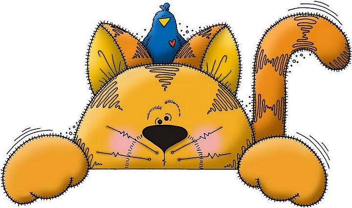 Peek A Boo Animal Clip Art