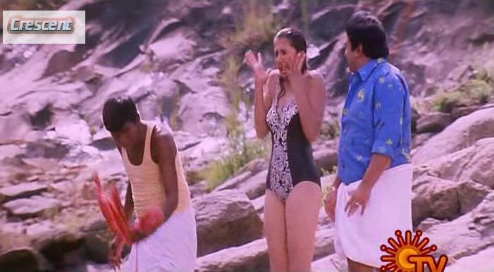 Sakshi Sivanand In Bikini