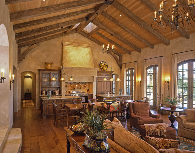 Room To Inspire I Love Tuscan Style