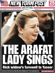THE araFAT LADY SINGS