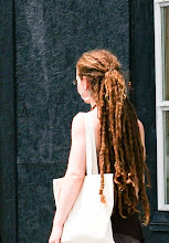 Caucasian Dread Locks