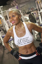 Ernestine Shepherd 74 years old