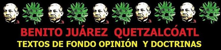 BENITIO JUÁREZ QUETZALCOATL