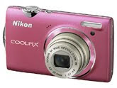 Nikon COOLPIX S5100, New Digital Compact Camera
