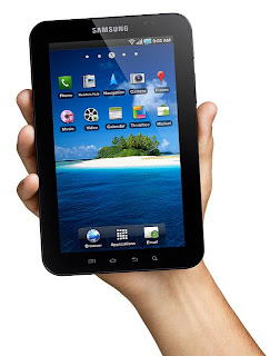 The Samsung GALAXY Tab Review