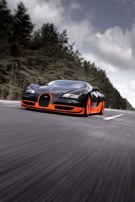 Geneva Bugatti Veyron Super Sport GTSPIRIT Daily
