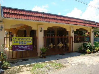 LN HOMESTAY, Bandar di Raja Arau