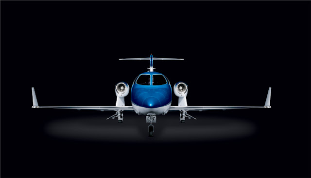 The HondaJet History