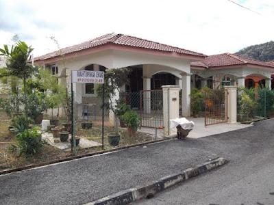 Homestay Pak Tam Jeniang, Gurun, Kedah