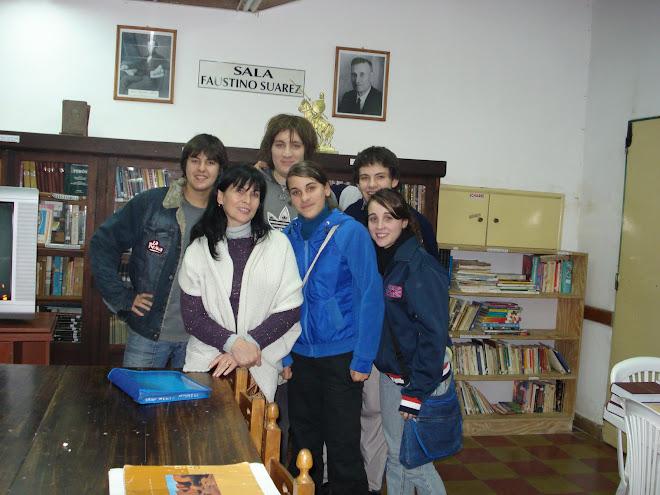 INTEGRANTES: (Adriano, Andrés, Ingrid, Juan y Sol. COORDINA: Susana